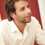 Mark Beaumont | Mark Beaumont at Edinburgh International Book Festival 2010