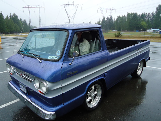 1961 Corvair Pick Up http://www.flickr.com/photos/unclegal/4964677943/