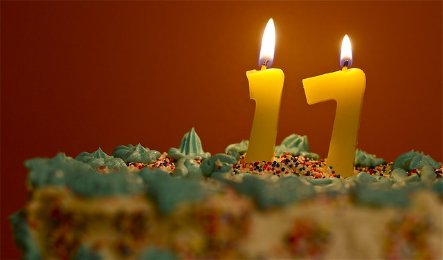 17th Birthday Cake | Flickr - Photo Sharing!