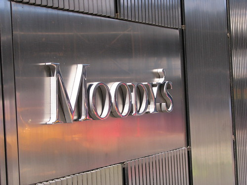 Moody's, 7 World Trade Center, NYC
