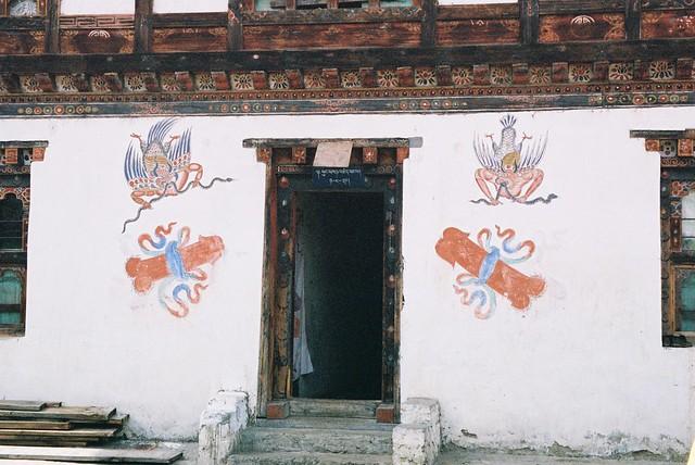 Bhutan Paro - (flickr)