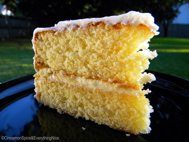 The Best One-Bowl Yellow Cake Recipe | Flickr - Photo Sharing!