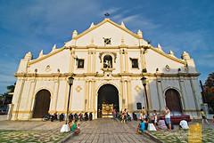 Vigan Cathedral in Vigan City