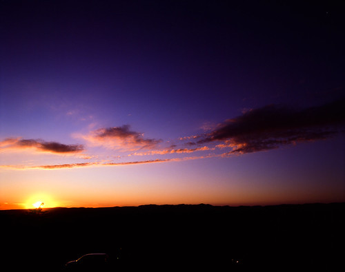 sunset sky usa newyork 120 film clouds mediumformat kodak coucherdesoleil ulster günbatımı pentax6x7 mohonkmountainhouse e100g ektachrome100g vuescan epsonv600