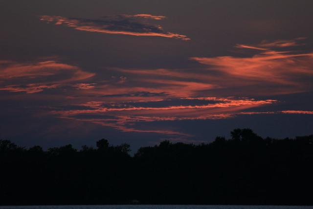 Kagawong Sunset