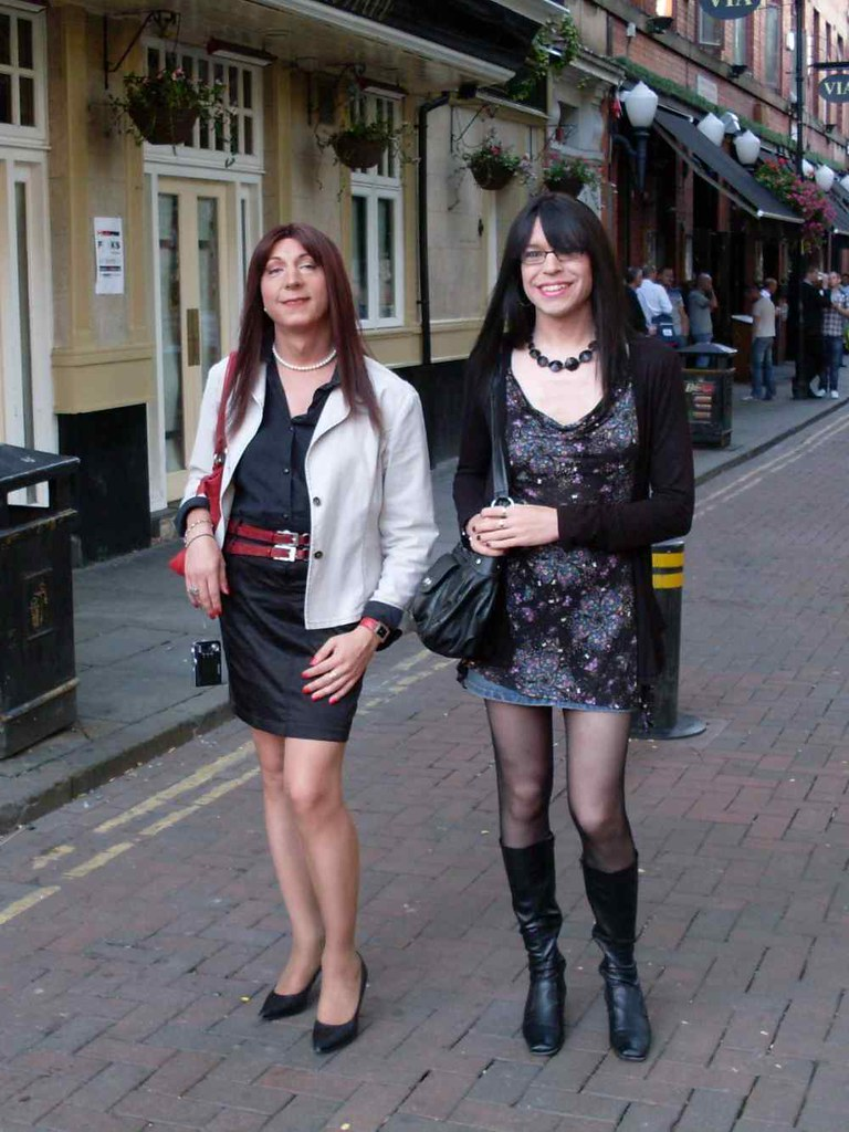 Transexuals manchester