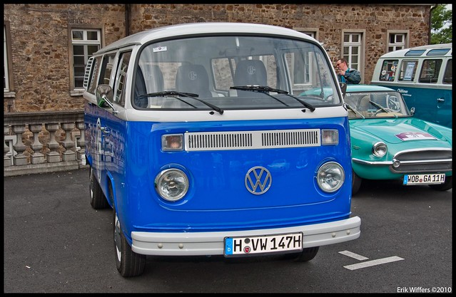 Volkswagen Bus T2 1977 Flickr Photo Sharing