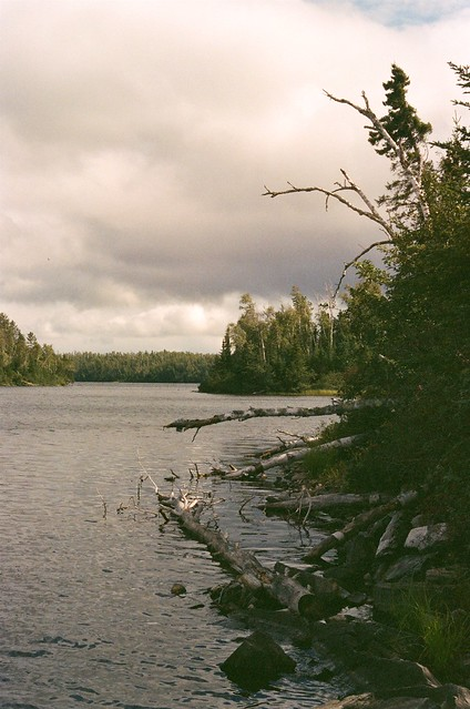 The boundary waters canoe area tourist experience
