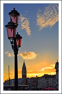 Venezia: Si fa sera - It is evening