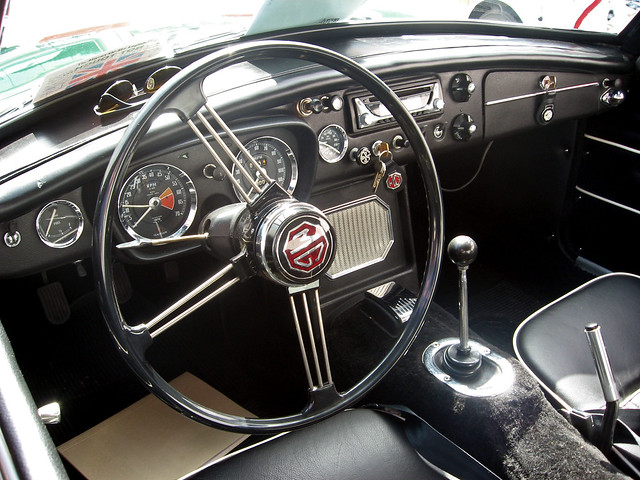 1967 mgb gt interior flickr photo sharing
