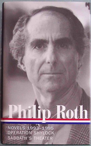 philip roth: novels 1993-1995