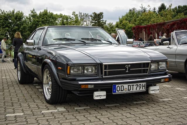De Tomaso Longchamp GTS