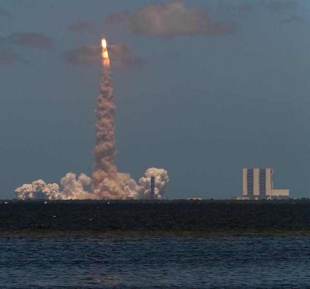 Shuttle Launch 5