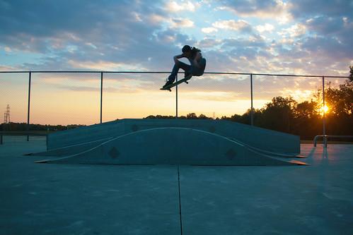 sunset fountain big king skateboarding skating north ollie skatepark skate carolina recreation zack acres
