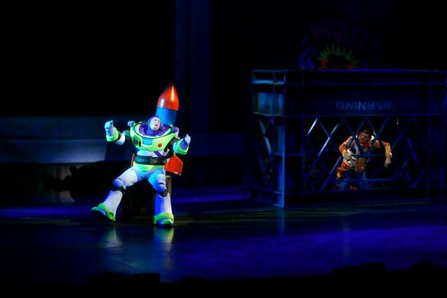 Toy Story The Musical : Toy story the musical on disney wonder flickr