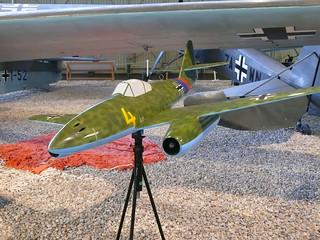 Modell: Messerschmitt Me 262