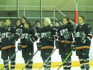 UPEI Panthers at Saint Mary's Huskies (Sept 26 2010)