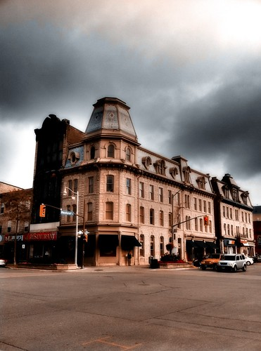 Guelph, Downtown, City by ryangerritsen