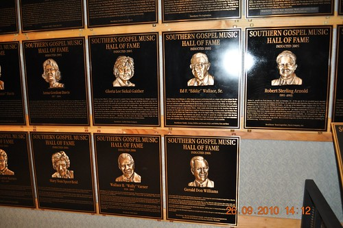 Southern Gospel Music Hall of Fame
