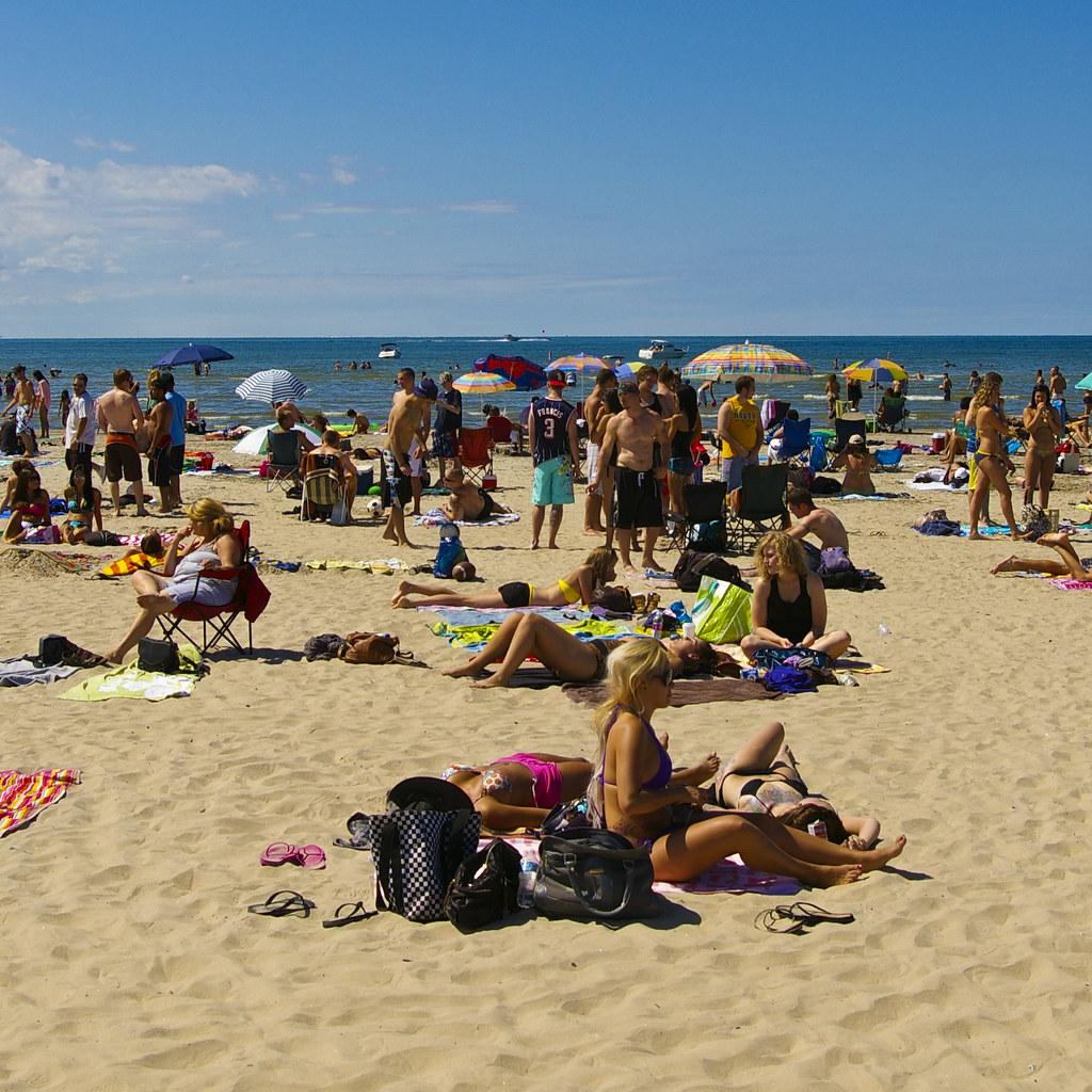 Nancy Island Wasaga Beach On