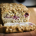 Oat, Pear, and Raspberry Loaf 6