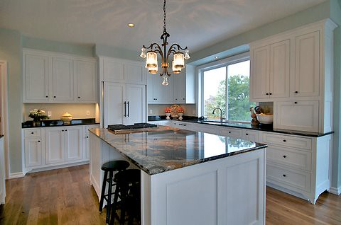 Bright kitchen remodel flickr photo sharing Home redesign
