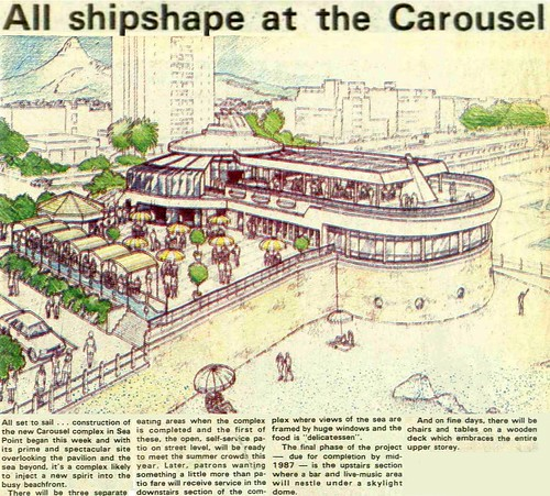 All Shipshape at the Carousel