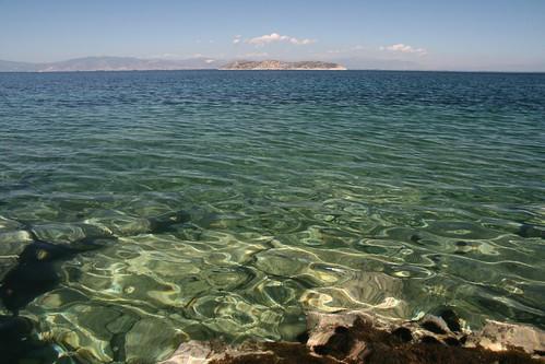 sea water coast aegean greece thassos thasos