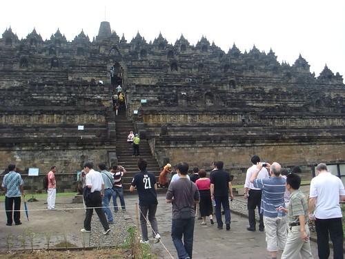 Borobudur temple 12