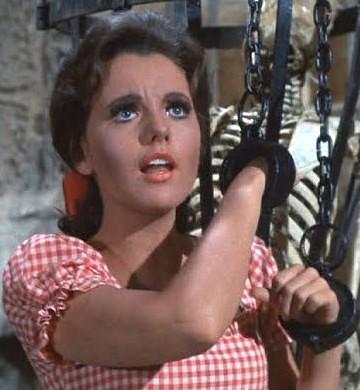 Dawn Wells as Mary Ann