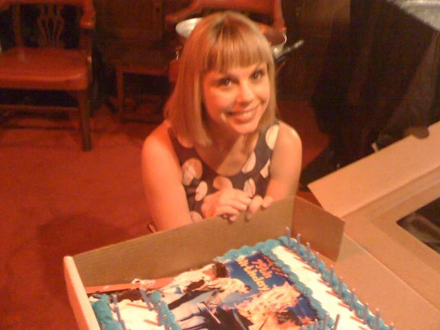 Jerry Lee Lewis Birthday Cake