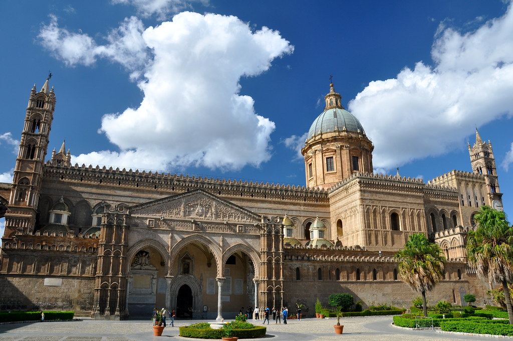 Palermo Cathedral - Quick Trip to Palermo