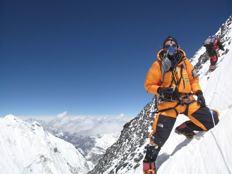 Seven Summits Guided Climb and Expedition - Mount Everest - Mountain