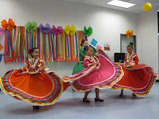 Hispanic dance