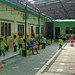 Anak-anak belajar dan bermain di sekolah. : Children learn and play at school. Photo by Ardian