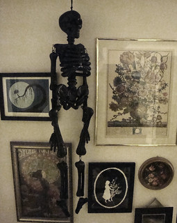 """There is something about a closet that makes a skeleton terribly restless"""