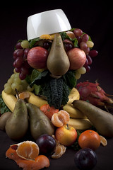 Following Arcimboldo's steps