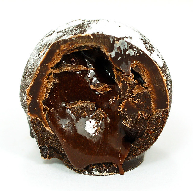 how to make godiva truffles
