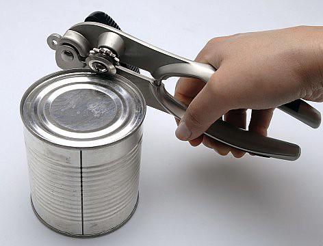 Abridor de latas como usar