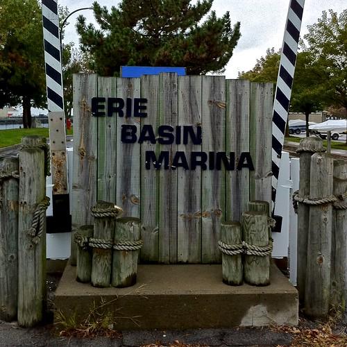 238/365 - Erie Basin Marina