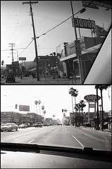 LA Street BW X2 1