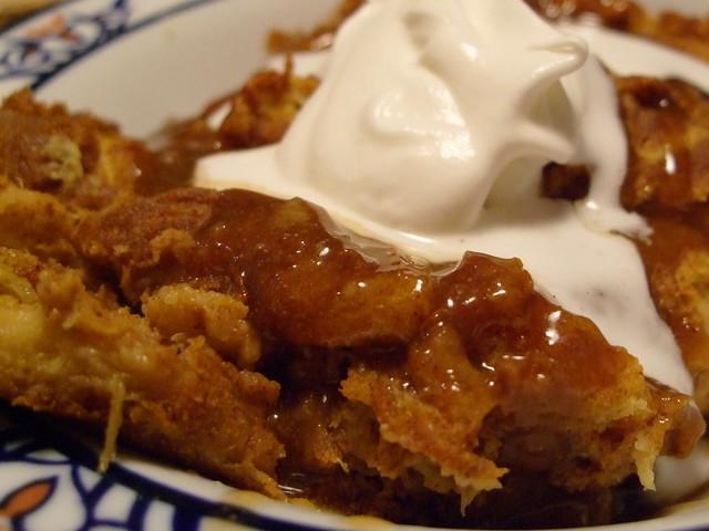 Caramel Bread Pudding Food Network