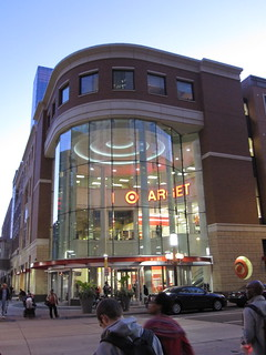 Target in Minneapolis