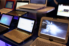 Netbooks with Intel Atom Inside