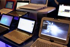 Netbooks with Intel Atom Inside