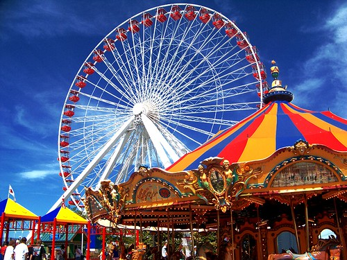 Navy Pier. Chicago, IL.