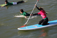 surface water sports, surfing--equipment and supplies, vehicle, sports, water sport, boat, paddle,