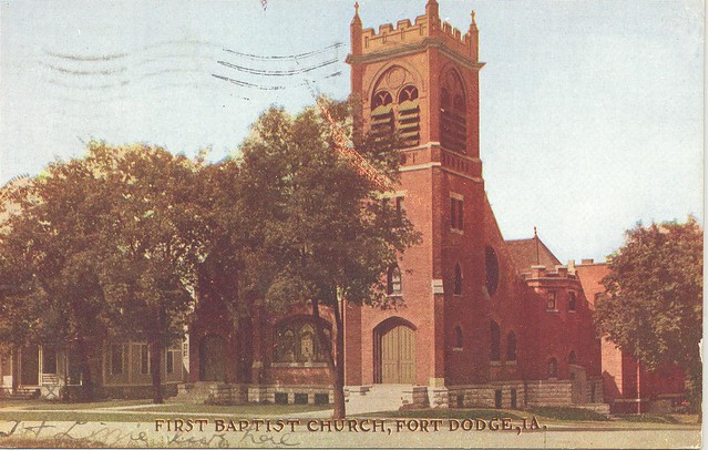 first baptist church fort dodge ia flickr photo sharing. Cars Review. Best American Auto & Cars Review