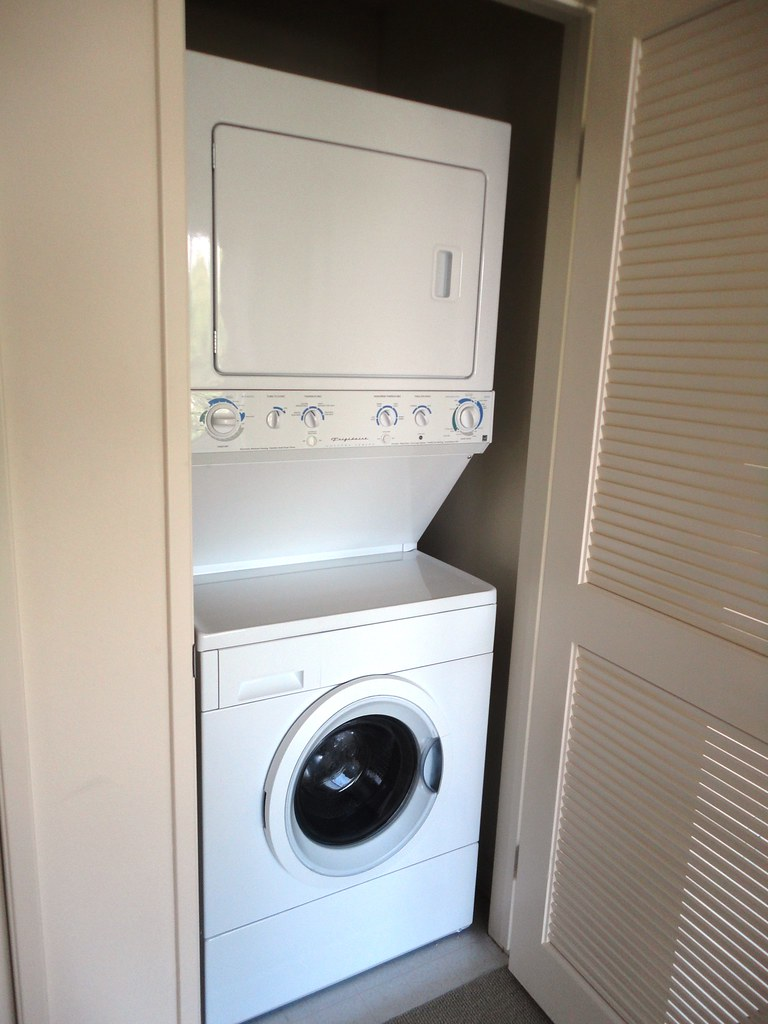 full size stackable washer and dryer viewing gallery