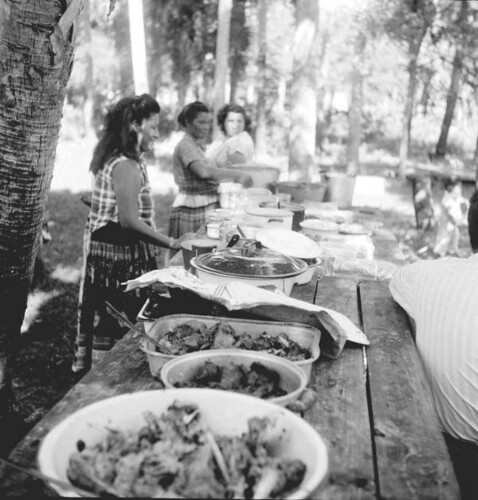 Seminole Indian Thanksgiving Meal